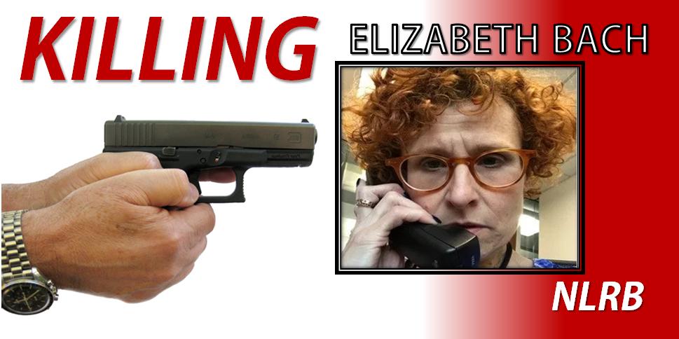 Killing Elizabeth Bach