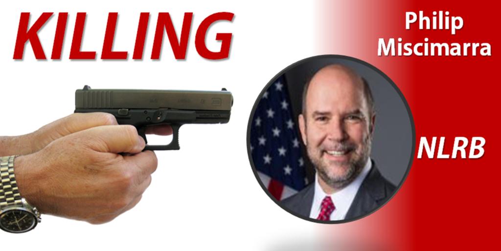 Killing Philip Miscimarra